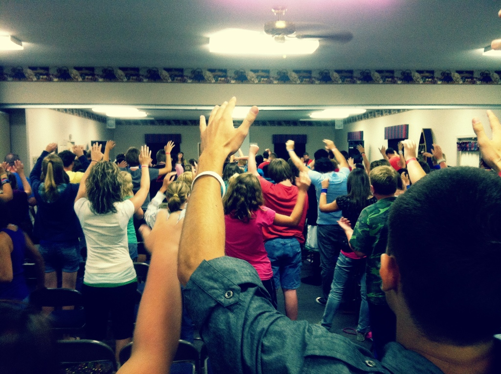 Youth Camp Worship
