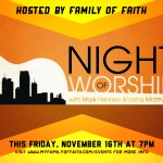 Night of Worship (November)